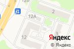 Схема проезда до компании Продукты в Нижнем Новгороде