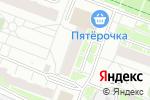 Схема проезда до компании Наш ребёнок в Нижнем Новгороде