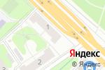 Схема проезда до компании Заволжский ДОЗ в Нижнем Новгороде