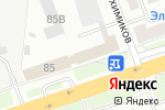 Схема проезда до компании Ладугин и партнеры в Нижнем Новгороде