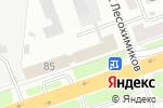 Схема проезда до компании Baitex в Нижнем Новгороде