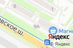 Схема проезда до компании Магазин фруктов и овощей в Нижнем Новгороде