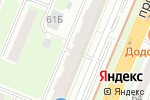 Схема проезда до компании МАМОНТЁНОК в Нижнем Новгороде