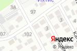 Схема проезда до компании Айшан в Нижнем Новгороде
