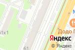 Схема проезда до компании РФ Логистика в Нижнем Новгороде