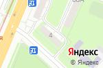 Схема проезда до компании Насос-Сервис в Нижнем Новгороде