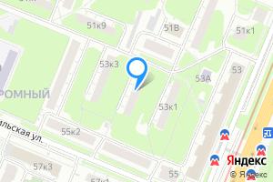 Сдается однокомнатная квартира в Нижнем Новгороде пр-т Ленина, 53к2
