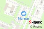 Схема проезда до компании ВВПИ в Нижнем Новгороде