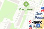 Схема проезда до компании Продуктовый магазин на проспекте Ленина в Нижнем Новгороде