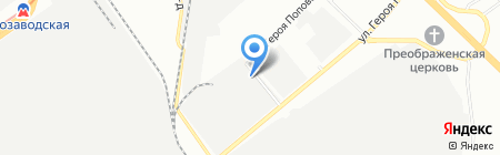 ОргПласт на карте Нижнего Новгорода