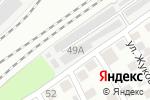 Схема проезда до компании Ваши окна в Нижнем Новгороде