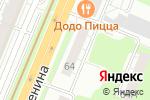 Схема проезда до компании Часовая техника в Нижнем Новгороде