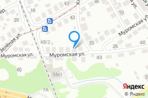 Сдается однокомнатная квартира в Нижнем Новгороде Муромская ул., 41