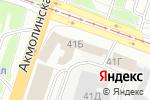 Схема проезда до компании Электро-Экспресс в Нижнем Новгороде
