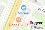 Схема проезда до компании Швейное ателье в Нижнем Новгороде