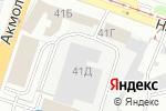 Схема проезда до компании Мир-Качества в Нижнем Новгороде