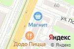 Схема проезда до компании Вроде по моде в Нижнем Новгороде