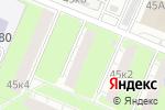 Схема проезда до компании Практика в Нижнем Новгороде