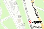 Схема проезда до компании Автопоиск-Нижний Новгород в Нижнем Новгороде