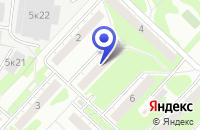 Схема проезда до компании ВОЛЬВО ВОСТОК в Нижнем Новгороде