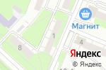 Схема проезда до компании Нотариус Алборова А.Г. в Нижнем Новгороде