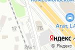 Схема проезда до компании Империя кровли в Нижнем Новгороде
