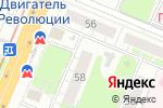 Схема проезда до компании Молочная кухня, МБУ в Нижнем Новгороде