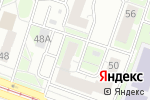 Схема проезда до компании Иксора в Нижнем Новгороде