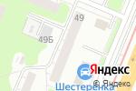 Схема проезда до компании To-Be-First в Нижнем Новгороде