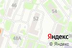Схема проезда до компании Диана Ди в Нижнем Новгороде