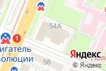Схема проезда до компании Ремонт Гранд НН в Нижнем Новгороде