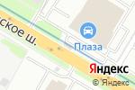 Схема проезда до компании Магазин автотоваров в Нижнем Новгороде