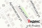 Схема проезда до компании Сварка НН в Нижнем Новгороде