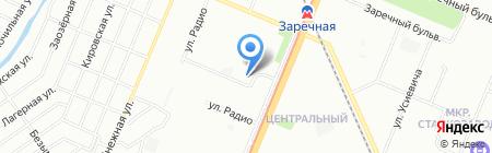 Spar на карте Нижнего Новгорода