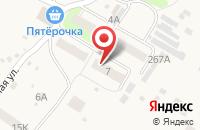 Схема проезда до компании Кунги-НН в Вязовке