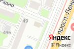 Схема проезда до компании Русские пельмени в Нижнем Новгороде