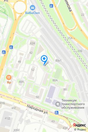 Дом 54 по ул. Народная, ЖК 3D Народная на Яндекс.Картах