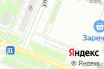 Схема проезда до компании Тайм-Аут в Нижнем Новгороде