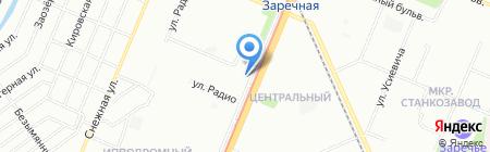 Swanstyle на карте Нижнего Новгорода
