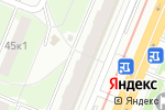 Схема проезда до компании Kerama Marazzi в Нижнем Новгороде