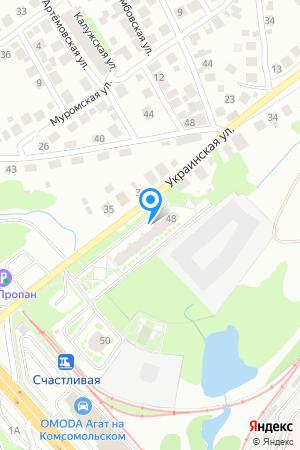 ЖК Первомайский, Украинская ул. дом 1 на Яндекс.Картах