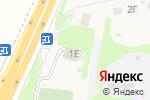 Схема проезда до компании Автомойка в Ближнем Борисово