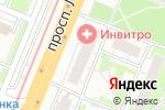 Схема проезда до компании Из рук в руки в Нижнем Новгороде