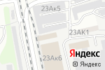 Схема проезда до компании Ника в Нижнем Новгороде