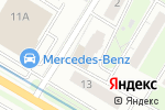 Схема проезда до компании Чайные традиции в Нижнем Новгороде