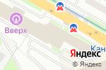 Схема проезда до компании Сайт НН в Нижнем Новгороде