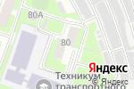 Схема проезда до компании Автоклимат в Нижнем Новгороде