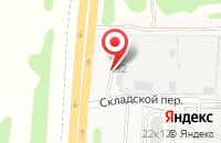Схема проезда до компании БОРИСОВО в Ближнем Борисово