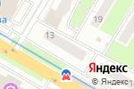 Схема проезда до компании АВТОРАДИОТЕХНИКА в Нижнем Новгороде
