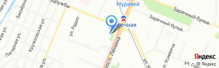 Prizma travel на карте Нижнего Новгорода